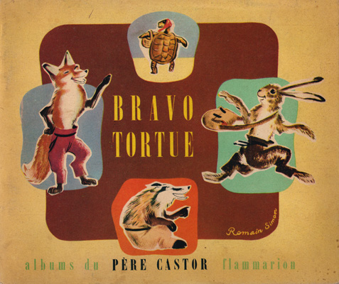 perecastor-tortue