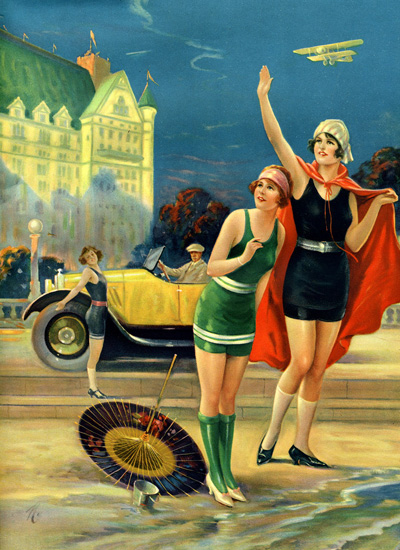 flapper-sisters