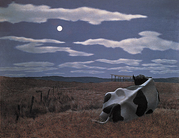 alex_colville_1963_moon_and_cow