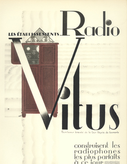 Pan Radio Vitus